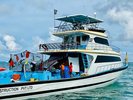 Inmarsat and Cobham SATCOM enable Maldives fisheries sustainability with Fleet One