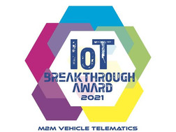 ORBCOMM wins 2021 IoT breakthrough award for M2M Vehicle Telematics Company of the Year