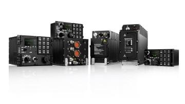 Software defined airborne radios from Rohde & Schwarz