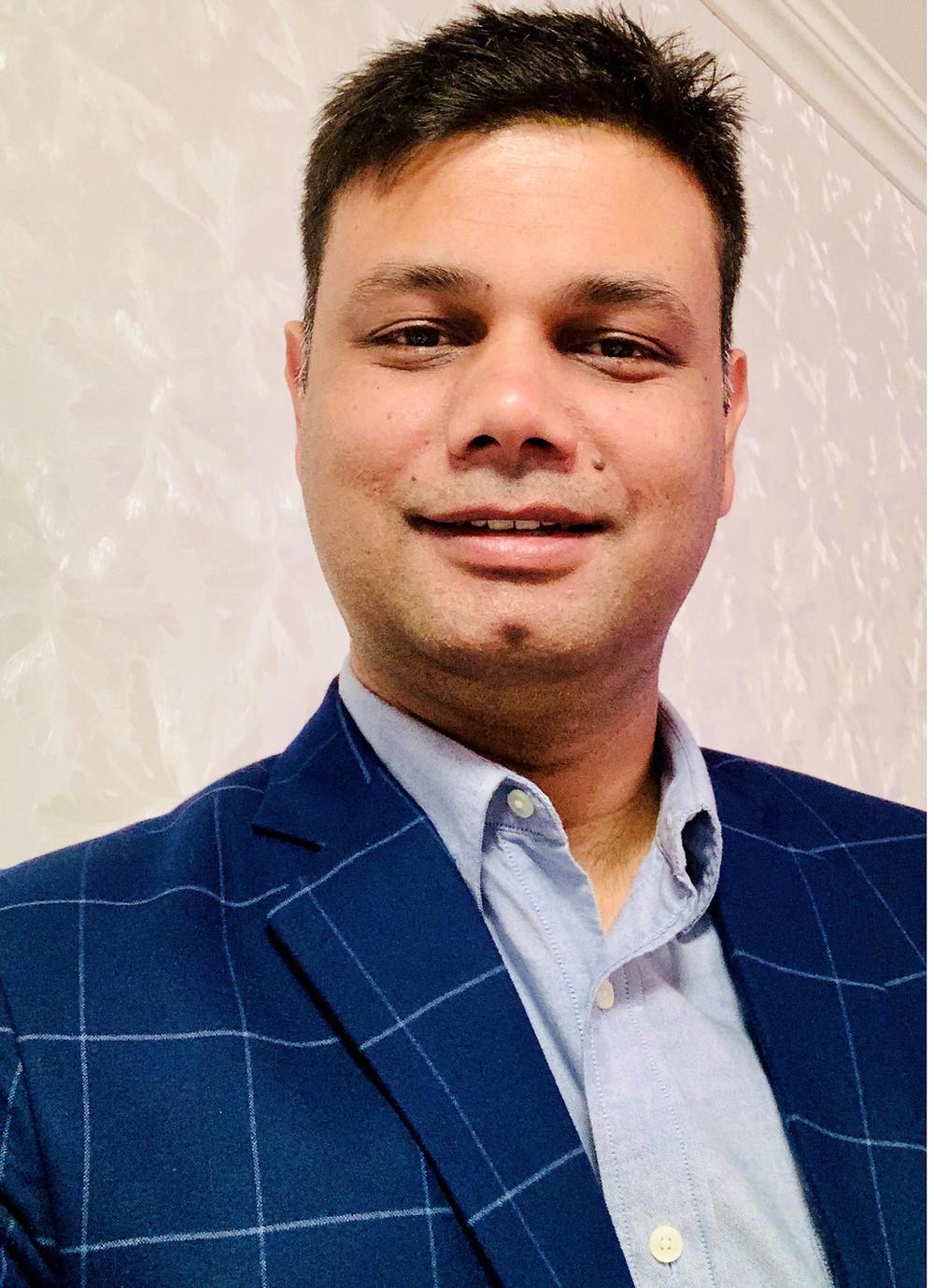 Abhishek Ramavat, General Manager and Practice Lead EMEA