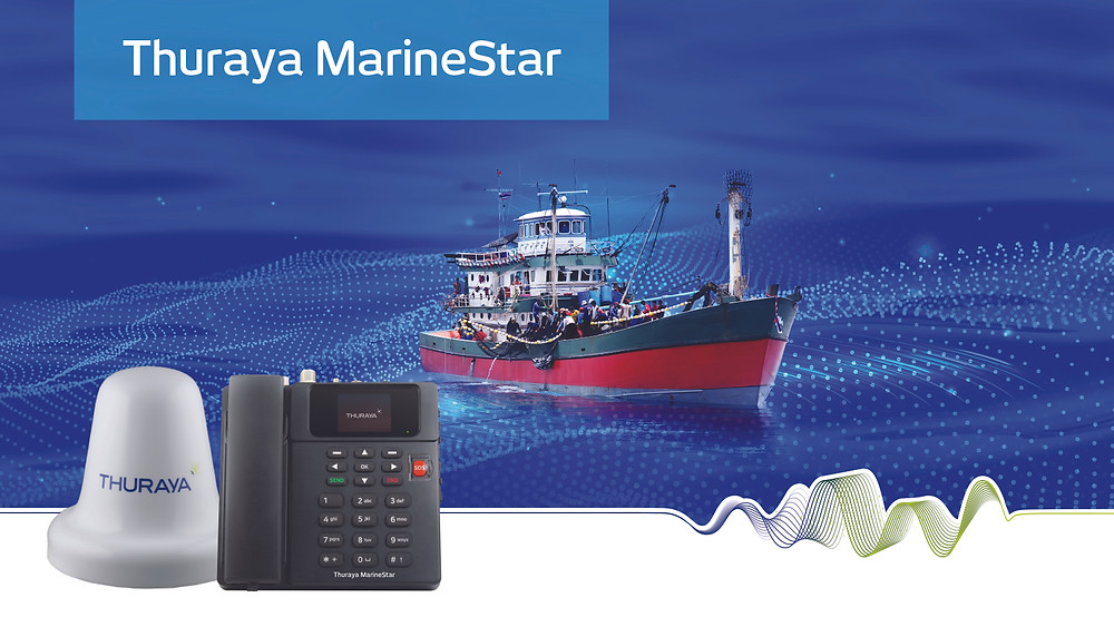 Thuraya MarineStar becomes a major success story
