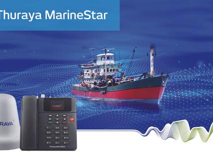 Thuraya MarineStar becomes a major success story
