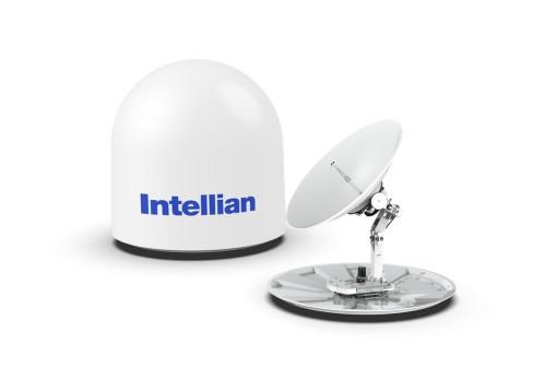 Intellian launches world's first 1.25 meter KU-KA convertible VSAT system