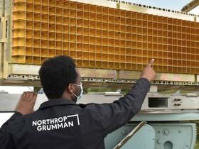 Northrop Grumman flight tests digital wideband AESA sensor