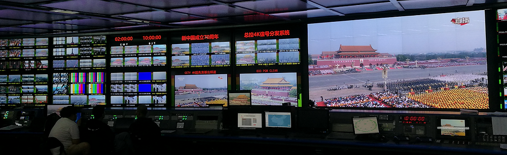 Nevion Virtuoso used in world's first large-scale application of TICO video compression