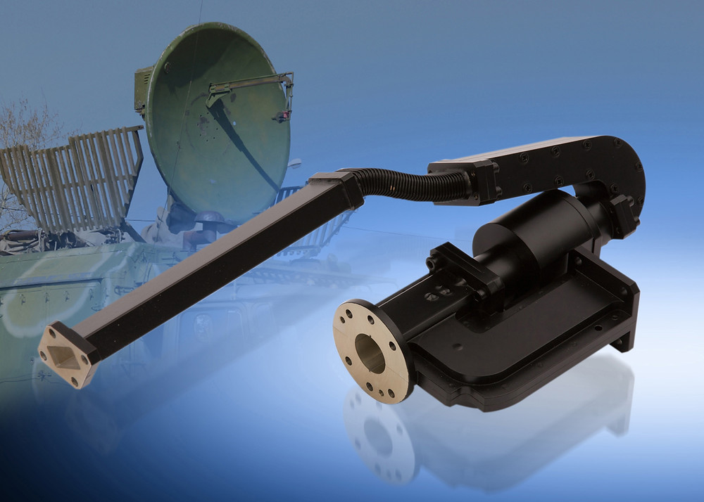 Link Microtek produces complex microwave feed assembly for mobile Satcom antenna system