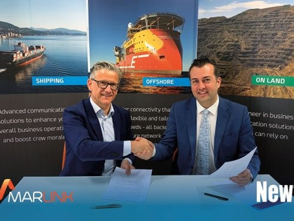 Marlink extends partnership with Newtec to enhance its global VSAT network and meet growing customer