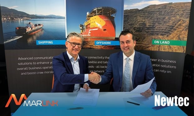 Marlink extends partnership with Newtec to enhance its global VSAT network and meet growing customer demand for bandwitdth