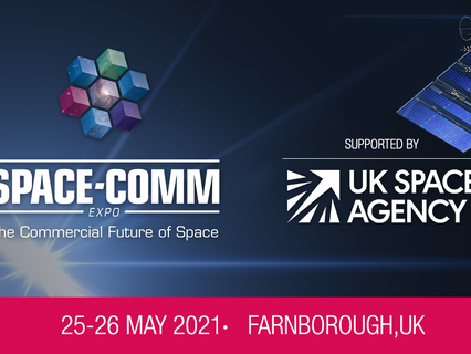 UK Space Agency supports Space-Comm Expo showcasing innovation to stimulate commercial development