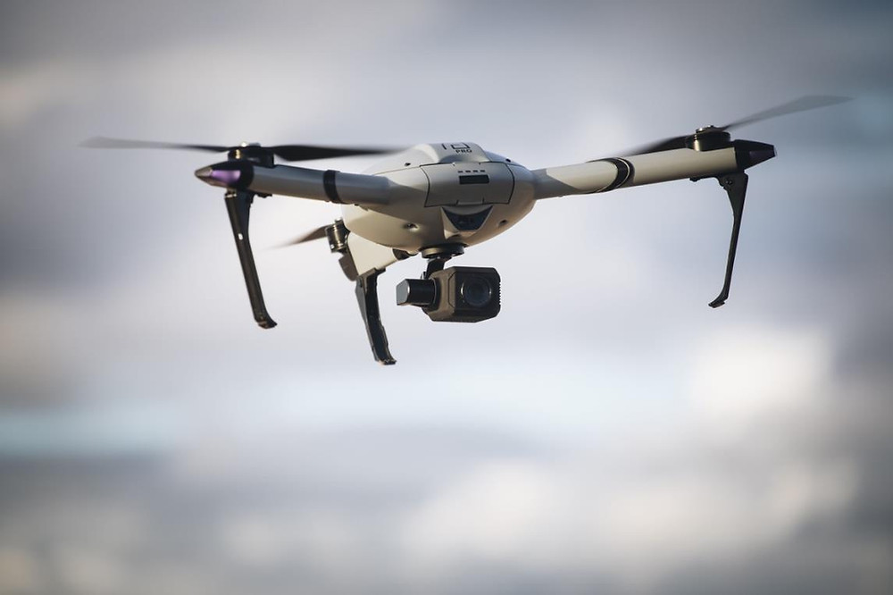 Atlas Multi-Drone System used by Rio Military Police to secure Copa America Soccer Tournament