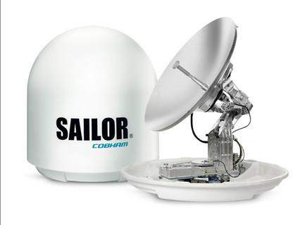 Cobham SATCOM launches XTR – a next generation antenna platform to future-proof vessel connectivity