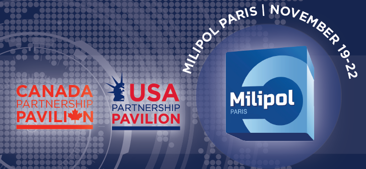 United States and Canada pitch innovation and partnership to bolster European border and homeland security at Milpol Paris 2019