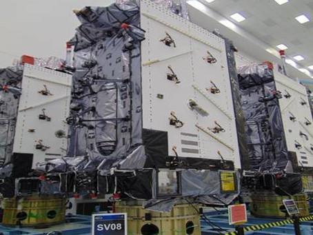 Space Systems Command declares three GPS III space vehicles available for launch
