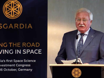 Asgardia's project for new module to expand Space Station