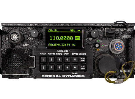 New URC-300™ Radio now 25kHz and 8.33kHz ETSI compliant for global operation