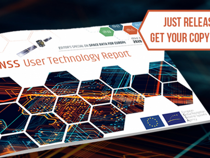 The European GNSS Agency (GSA) releases the 3rd GNSS User Technology Report