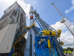 Arianespace sustained its launch operations in 2020 and gears up for an even faster pace in 2021