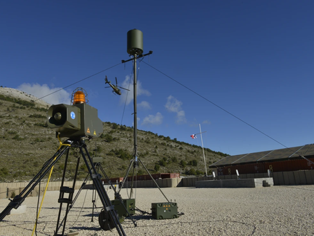 Thales to deliver the Ground Alerter 10, an early warning system, to the German Federal Armed Forces
