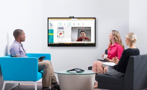 S-Cube Smartboard with UC.NOW meeting software launched for 'work-at-home' staffing needs