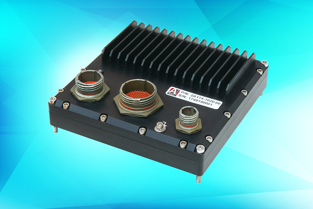 Easy I/O expansion using standard Ethernet brings more versatility to rugged avionics systems