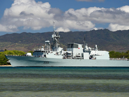 BAE Systems secures Fleetway Inc. contract to provide digital support to the Royal Canadian Navy