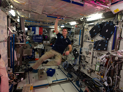 ESA's Thomas Pesquet to be first European to ride a Dragon to Space Station