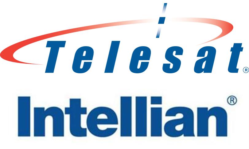 Live testing of Intellian's advanced antenna technology with Telesat Ka-band satellites