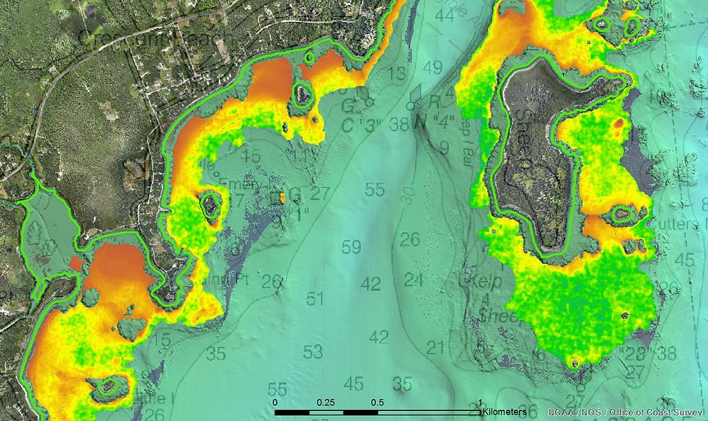 Fugro -hydrographic survey data provided to NOAA_