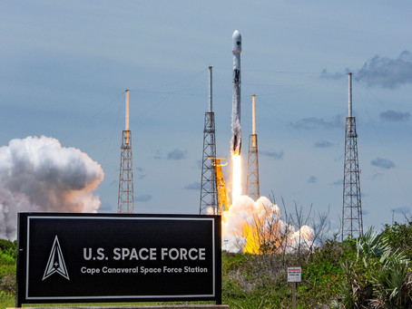 SMC and its mission partners successfully launch fifth GPS III satellite