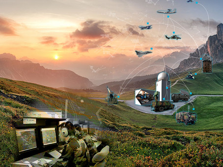 Switzerland selects Thales for national airspace surveillance and protection