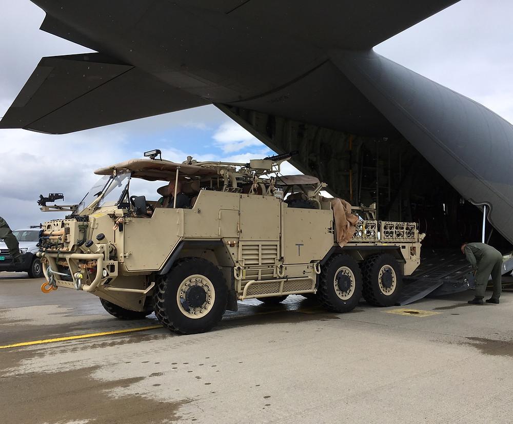Supacat launches latest HMT Extenda variant at DSEi