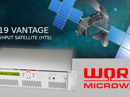 WORK Microwave transforms maritime satellite communications with Intellian and Telesat