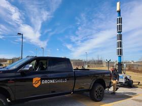 Droneshield announces US Law Enforcement Initial Order for two UAS detection sensors