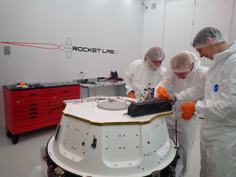CRP Technology makes fruitful use of professional 3D printing and composite material in the manufacture of Space qualified 6p PocketQube deployer