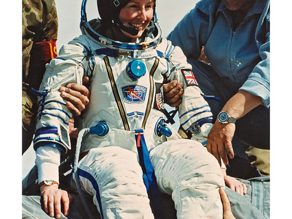 British Astronaut Helen Sharman CMG OBE shares account of her time in space for charity event