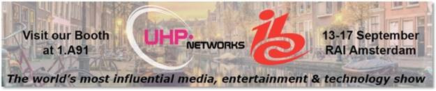 UHP Networks triples data throughput in new VSAT platform