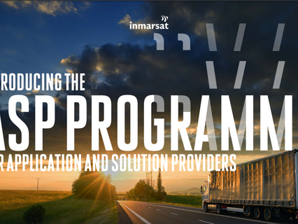 Inmarsat launches programme to drive global IoT adoption through satellite connectivity