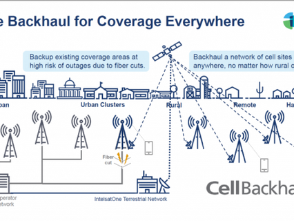 Intelsat accepts challenge: Connectivity in the Democratic Republic of Congo