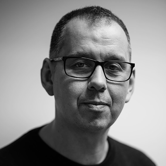 Densitron Managing Director Simon Jones