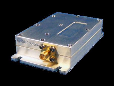 DTC launch new 5 watt power amplifier