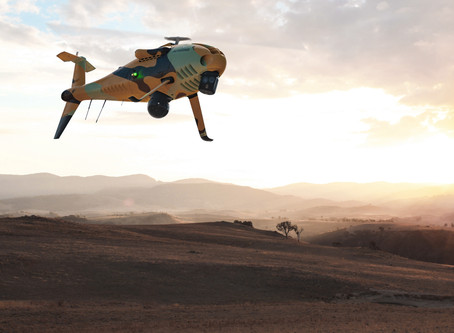 Schiebel Pacific teams with Raytheon Australia for Australian Army's LAND129 phase 3