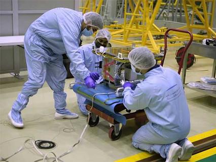 Dubai declares launch of DMSat-1 atmospheric monitoring microsatellite by Space Flight Laboratory