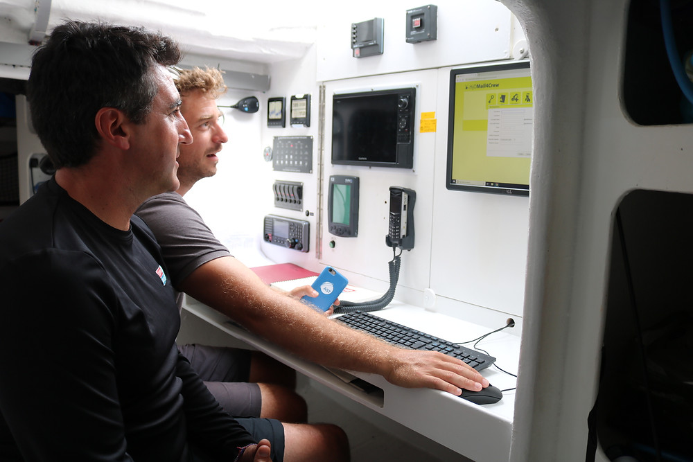 AST prepares clipper round the world yacht race skippers to set sail with safety critical communications training