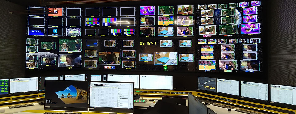 RTL Croatia selects BCE and SGT (Hexaglobe Group) to renew its broadcasting system and upgrade to HD