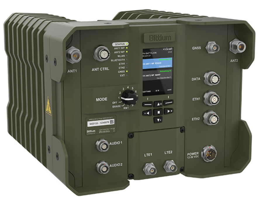 Bittium started deliveries of the Tactical Bittium Tough SDR Handheld™ radios to the Finnish Defence Forces