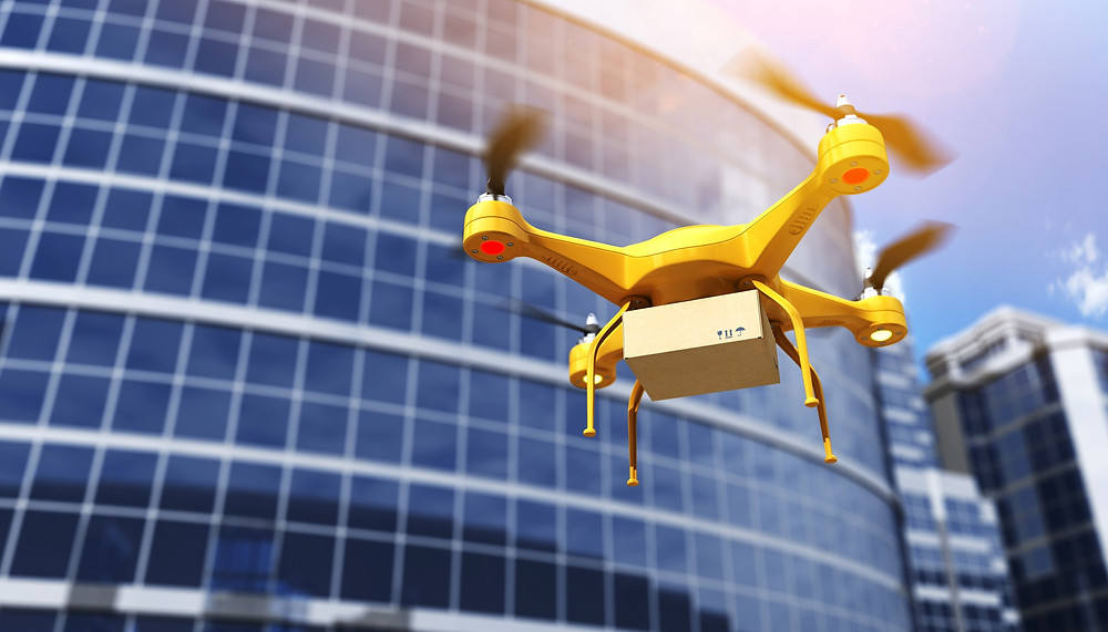 Commercial drone market to hit 2.44 million units by 2023, says Frost & Sullivan