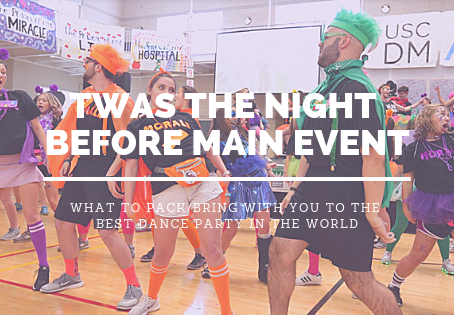 Twas the Night Before Main Event