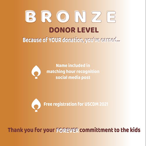 Bronze Level Alumni Sponsor