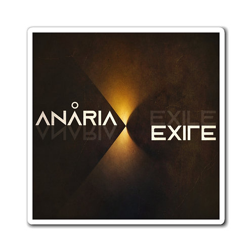 "Anaria ""Exile"" Magnet"