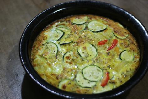 懶人烤箱食譜#4、我愛義大利菜#2:義式烘蛋